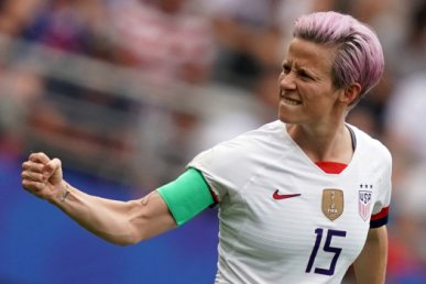 Megan Rapinoe on Equal Pay: Old Wars, New Battles